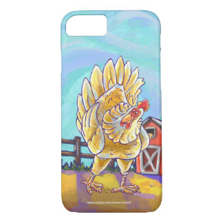 Chicken Electronics iPhone 7 Case