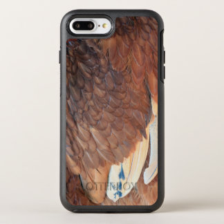 Chicken feathers OtterBox symmetry iPhone 8 plus/7 plus case