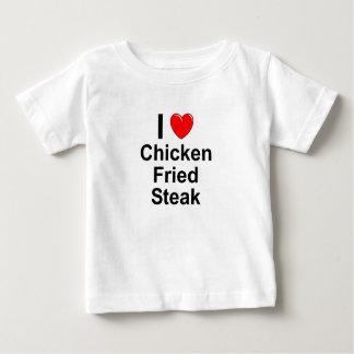 Chicken Fried Steak Baby T-Shirt