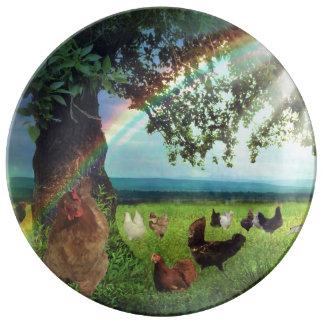Chicken Heaven Plate