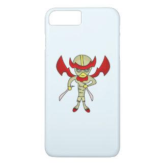Chicken hero monster iPhone 7 plus case