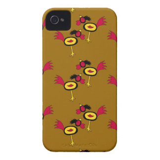 chicken hop iPhone 4 covers