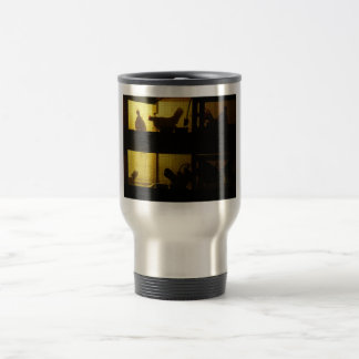 Chicken House Travel Mug