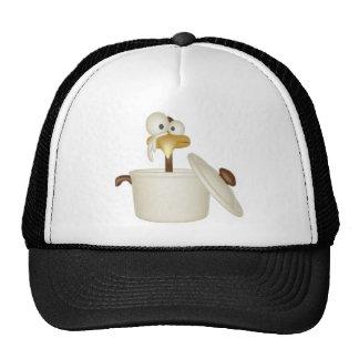 Chicken In Soup Cap