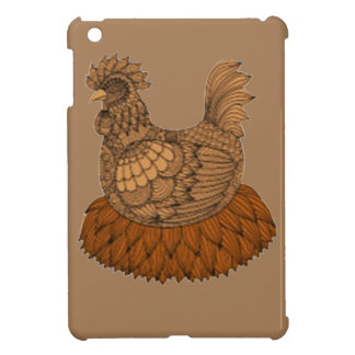 Chicken iPad Mini Cover