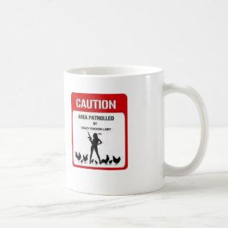 Chicken Lady Coffee mug