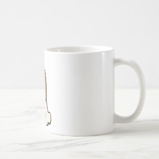 Chicken leg coffee mug