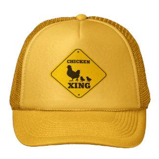 Chicken Lid Trucker Hats
