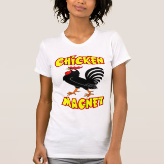 Chicken Magnet Rooster Shirts