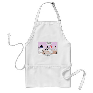 Chicken Or Egg? Funny Gifts & Collectibles Standard Apron