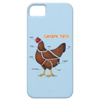 Chicken Parts iPhone 5 Case