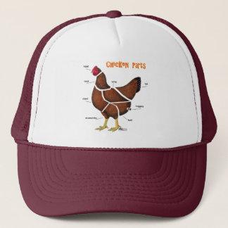 Chicken Parts Trucker Hat