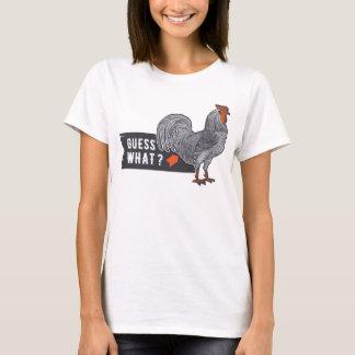 Chicken tshirts: Guess What Chicken Butt T-Shirt