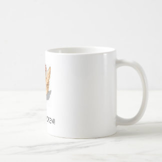 Chicken, UR A CHICKEN! Coffee Mug