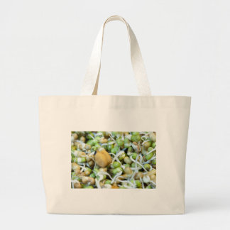 Chickpea and sprouts bags