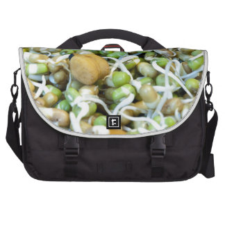 Chickpea and sprouts bags for laptop