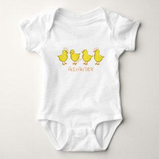 Chicks Baby Jersey Bodysuit