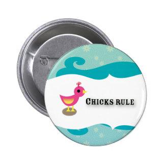 chicks pin