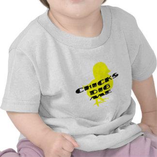 Chicks dig me baby boy t-shirt