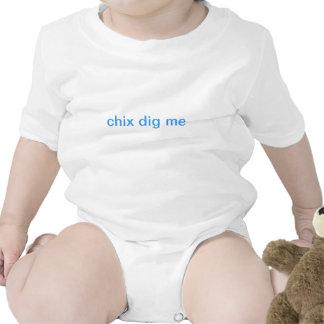 Chicks dig me bodysuit