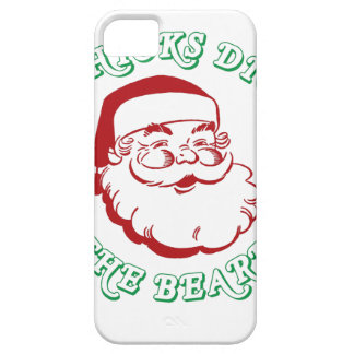 Chicks Dig The Beard iPhone 5 Cases