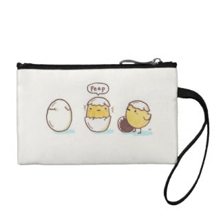 Chicks Hathching Coin Purse