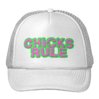 Chicks Rule Cap