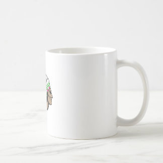 Chief Basic White Mug