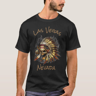 Chief Bones Las Vegas Nevada T-Shirt