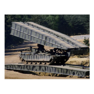 Chief bridge layer, British Army Post Cards