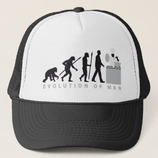 chief cook what's cooking trucker hat