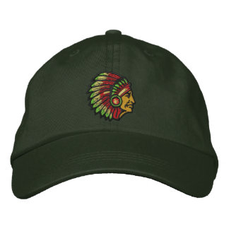 Chief Embroidered Hat