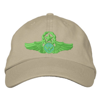 Chief Enlisted Member Embroidered Hats