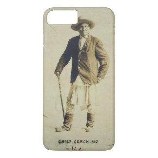 Chief Geronimo Standing Portrait 1904 iPhone 7 Plus Case