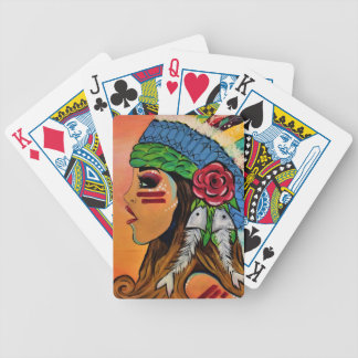 Chief II Bicycle Playing Cards
