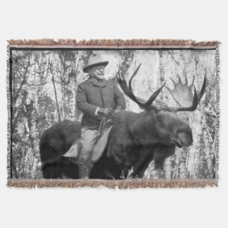 Chief Joseph Disobey Throw Blanket