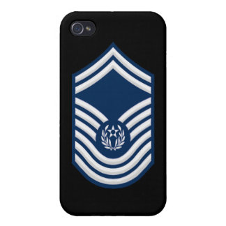 Chief Master Sergeant Of The Air Force (1967-1991) Case For The iPhone 4