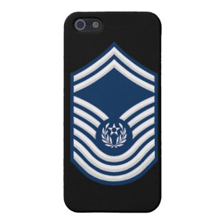 Chief Master Sergeant Of The Air Force (1967-1991) iPhone 5/5S Case