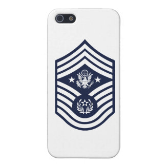 Chief Master Sergeant of the Air Force E-9 iPhone 5/5S Covers