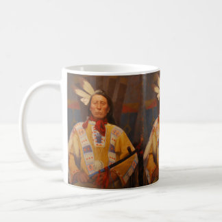 Chief Red Cloud Coffee Mug