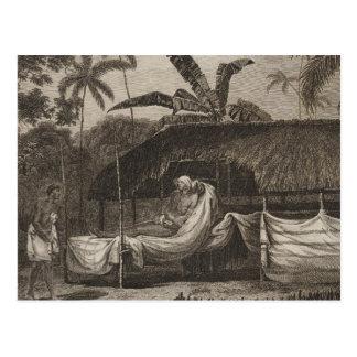 Chief Tee, Otaheite, Tahiti Postcard