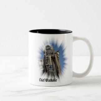 Chief Washakie Coffee Cup Coffee Mug