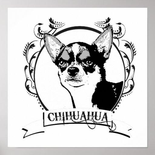 CHIHUAHUA (5) POSTER