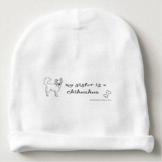 chihuahua baby beanie