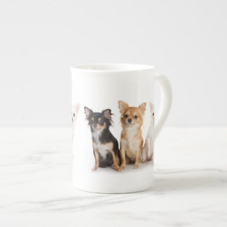 Chihuahua Bone China Mug