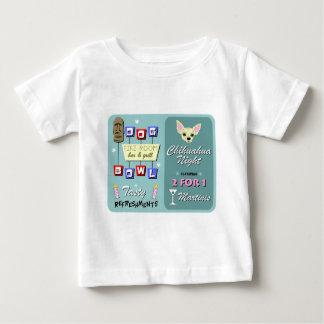 Chihuahua Bowling Tiki Night Infant T-Shirt