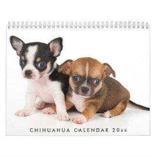 Chihuahua Calendar 2018 Add Your Photos