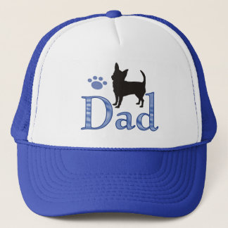 Chihuahua Dad Trucker Hat