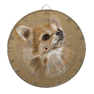 Chihuahua Dartboard