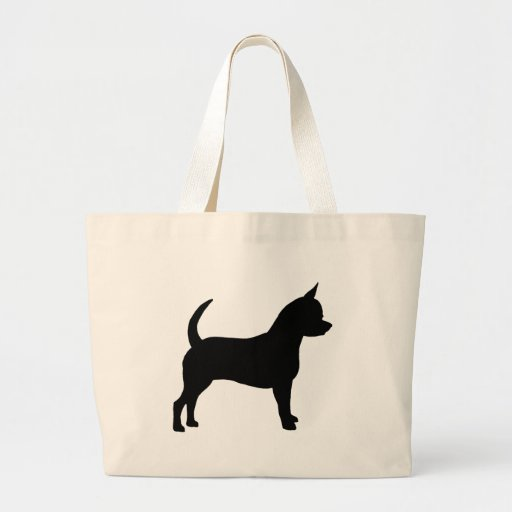 Chihuahua Dog Tote Bags